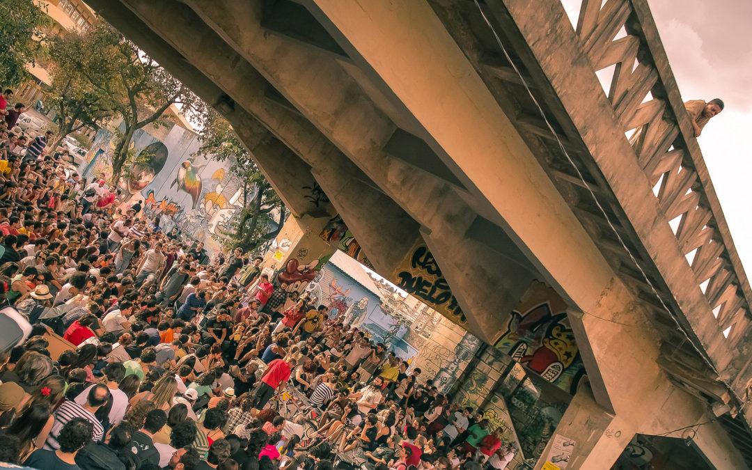 O que está em jogo na Zona Cultural Praça da Estação?