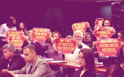 Reformar a educação para sucatear o ensino? Análise da MP 746/16