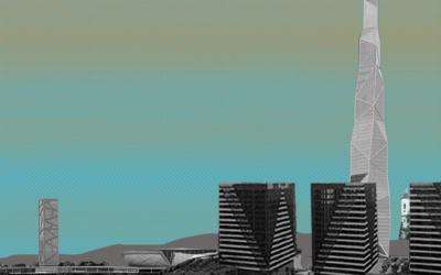 Operações que simplificam: o caso das torres de Santa Tereza