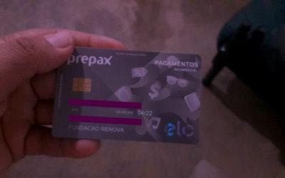 Com cartão, sem cartão: as fragmentações como estratégia de controle do território pela Samarco (Vale-BHP)